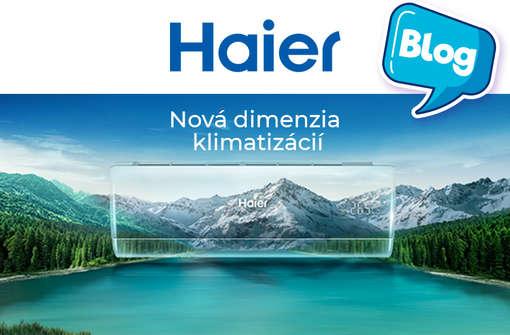 Predstavujeme svetového výrobcu klimatizácií Haier