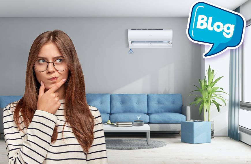 Ako správne vybrať klimatizáciu.