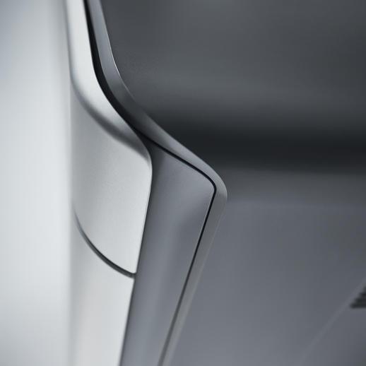 Daikin Stylish FTXA42BS + RXA42B strieborná