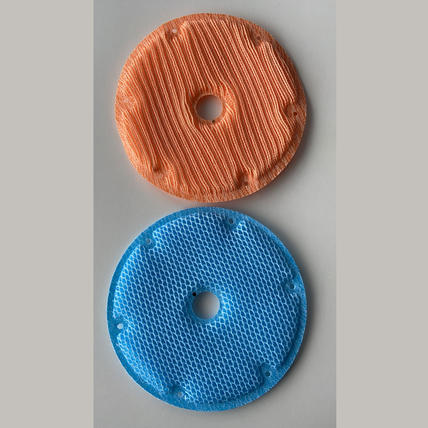 Daikin náhradný zvlhčovací filter: KNME080A4, len pre čističku vzduchu MCK55W